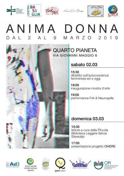 Anima Donna 2019