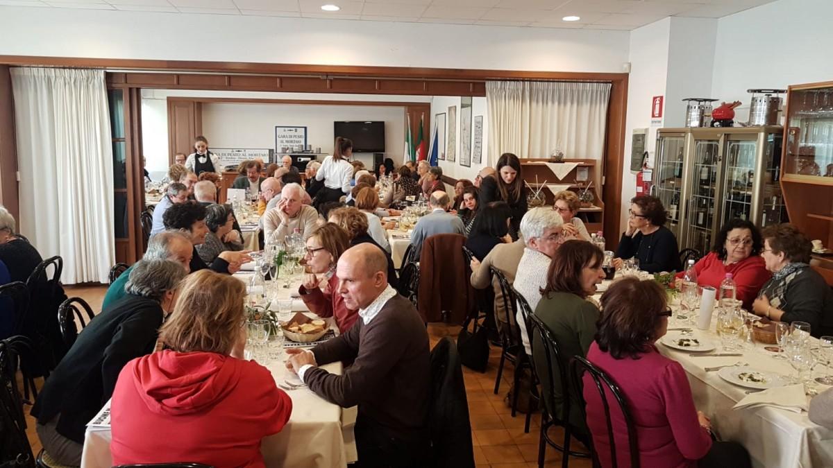 Pranzo di solidarietà AVSI + Scuola Alberghiera Lavagna 2019.02.08 01