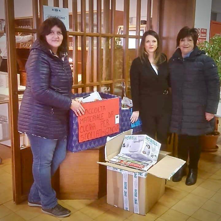 L'Accademia del Turismo ringrazia i collaboratori per la raccolta di solidarietà in favore degli sfollati del Ponte Morandi