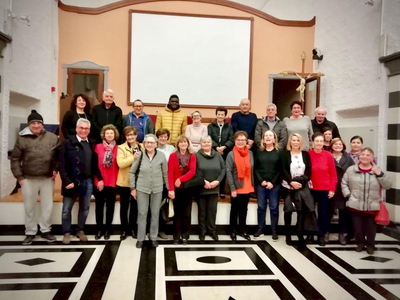 Centro Benedetto Acquarone 2019.03.14 - Incontro Villaggio Volontariato