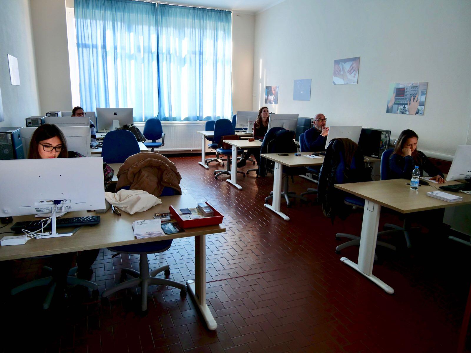 Inaugurata al Centro San Salvatore - Villaggio del Ragazzo la nuova aula dedicata al Building Information Modeling (BIM) - 2
