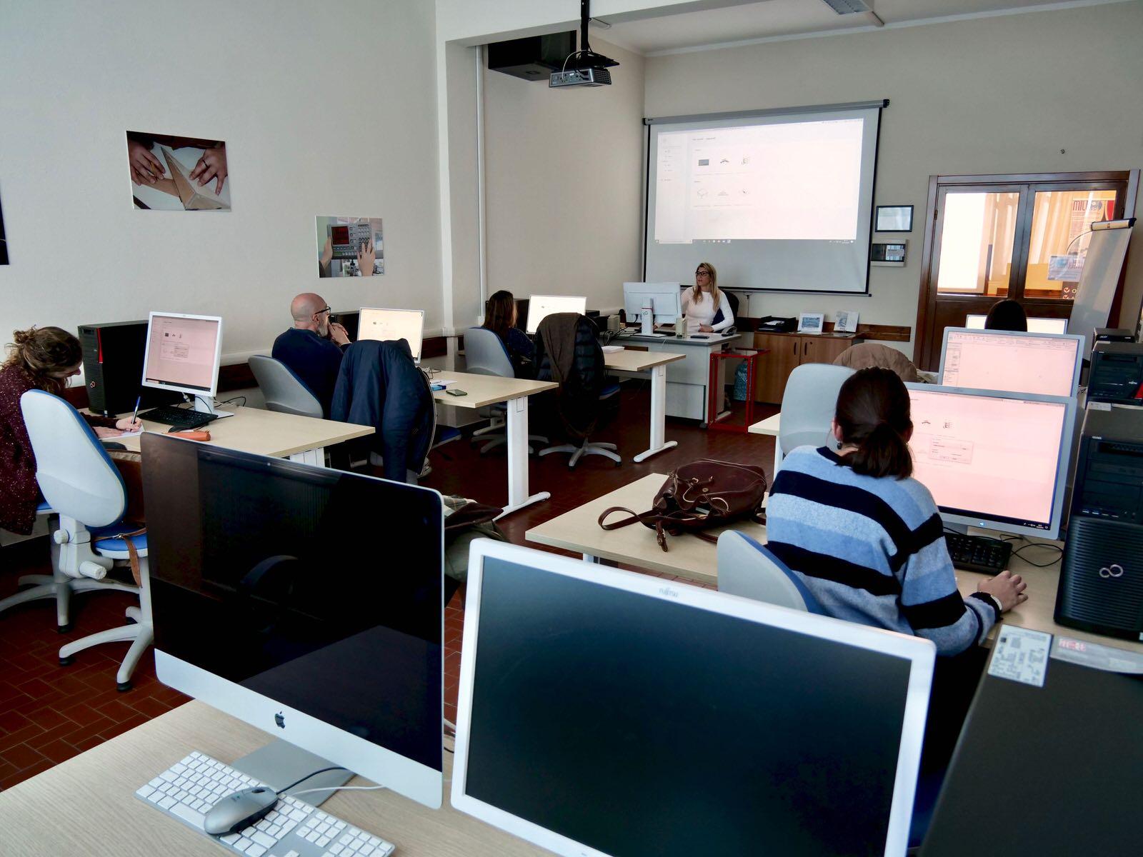 Inaugurata al Centro San Salvatore – Villaggio del Ragazzo la nuova aula dedicata al Building Information Modeling (BIM)