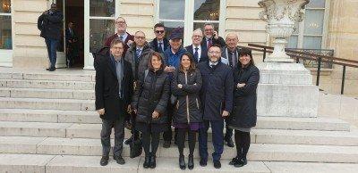 L'Accademia del Turismo a Parigi in occasione del 50° anniversario di AMFORHT 01