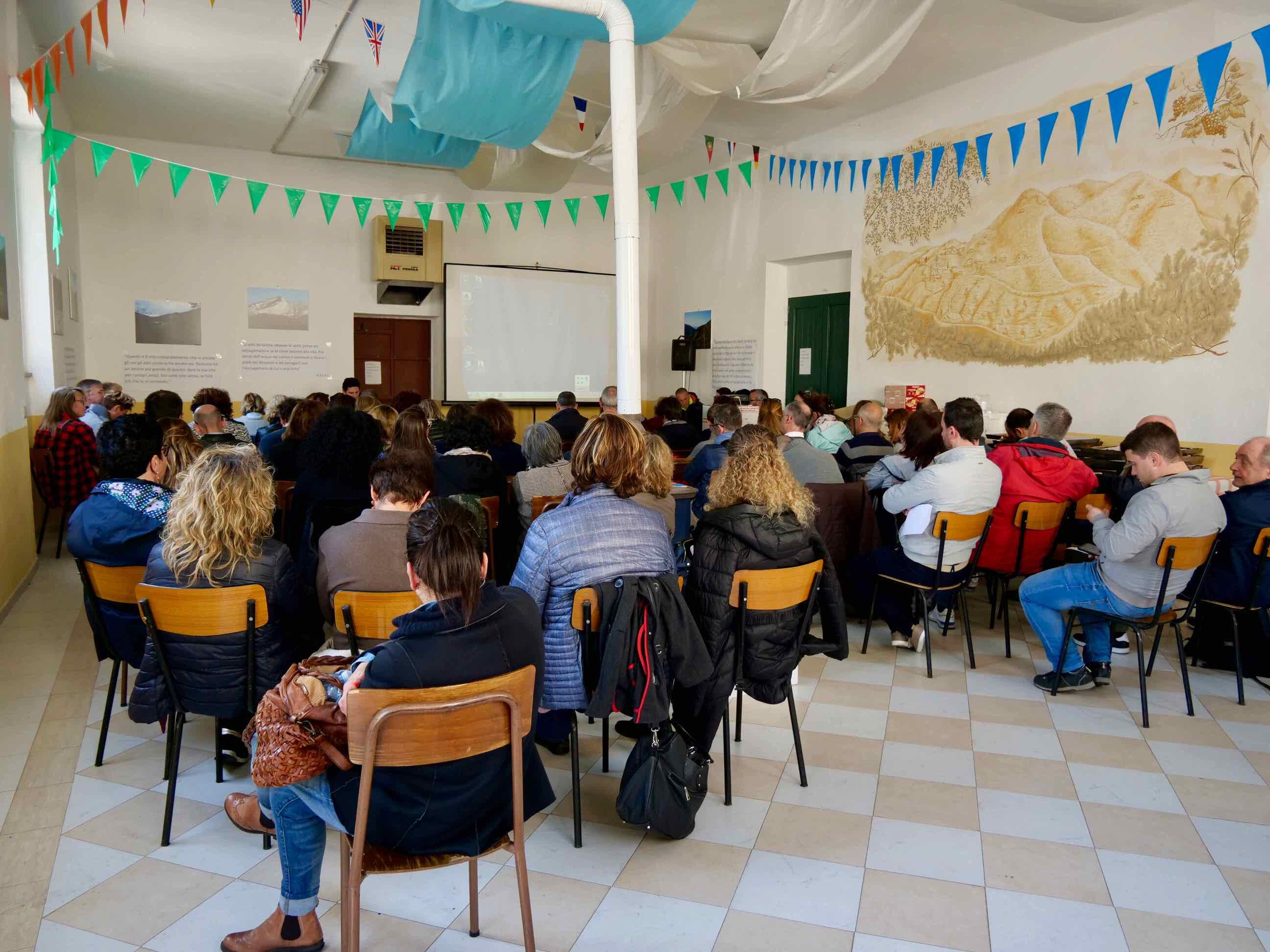 A Campo di Ne il Ritiro di Pasqua 2019 dell'Area Educazione Formazione Lavoro del Villaggio del Ragazzo - 2