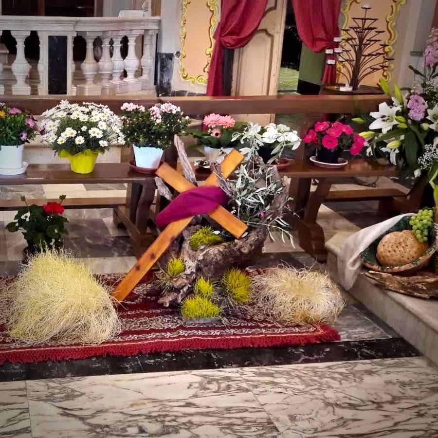Centro Diurno Anziani - Visita sepolcro Pontori 2019.04.18 - 4