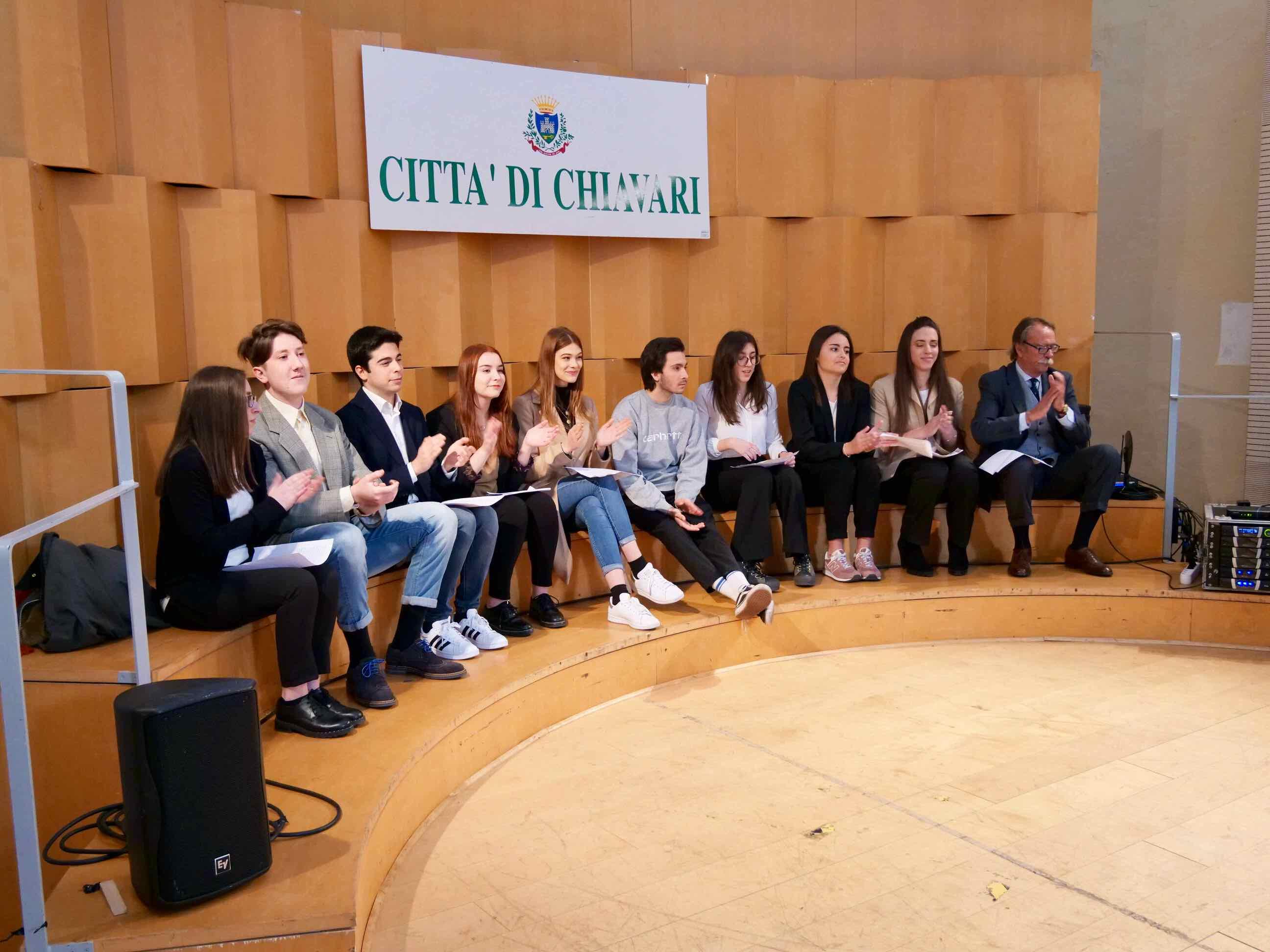 Diocesi di Chiavari - Convegno Giovani e Lavoro 2019