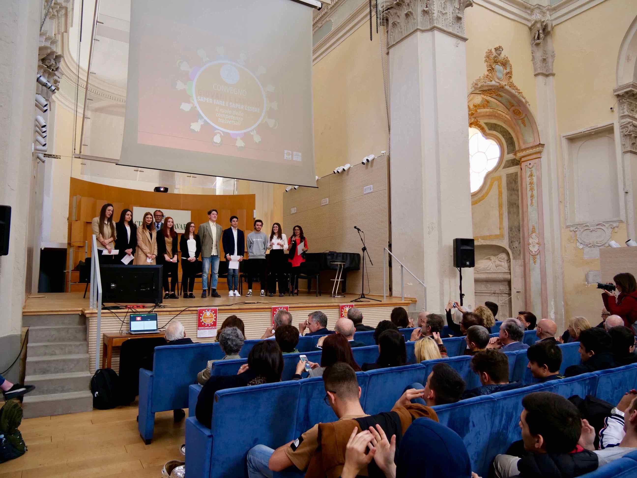 """Contenuti e proposte dal convegno della Diocesi di Chiavari """"Giovani e Lavoro – Saper fare e saper essere"""""""