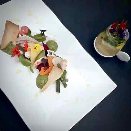 Food and drink - Cappon magro profumo di mare - 2