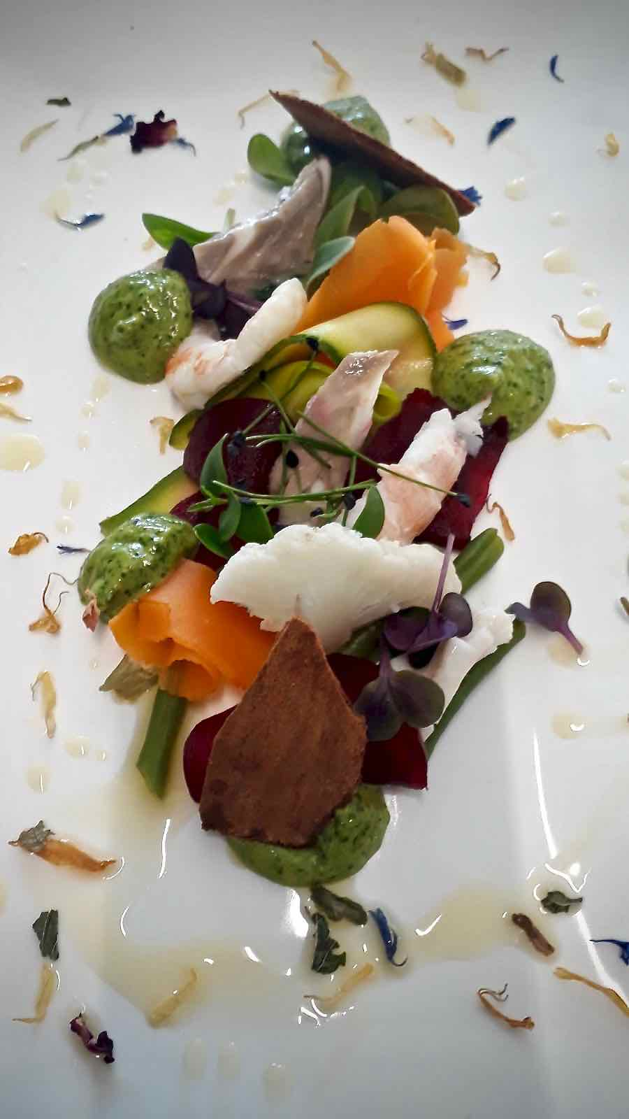 Food and drink - Cappon magro profumo di mare - 3