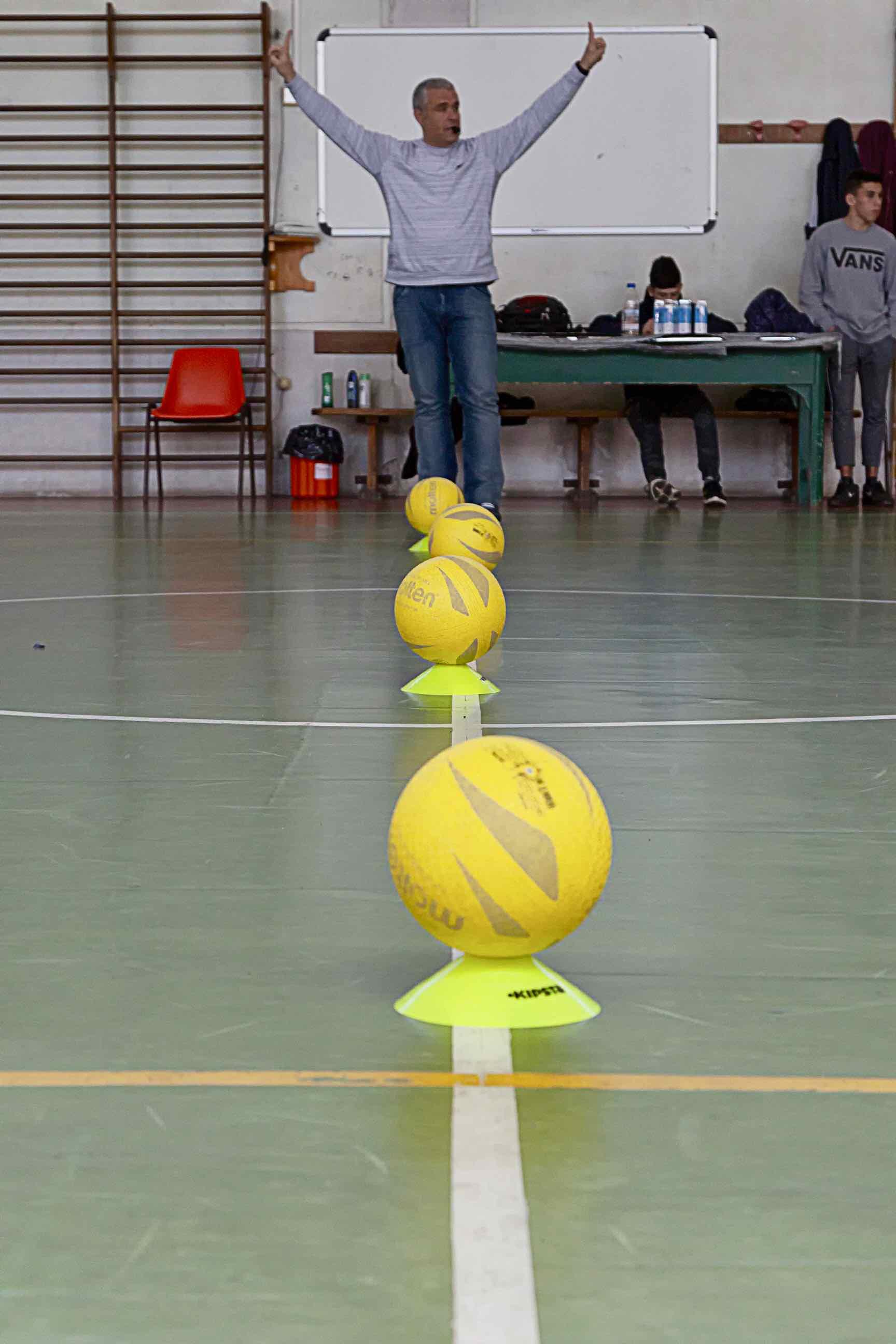 Formazione Professionale Centro San Salvatore - Torneo Dodgeball per Lucma 01