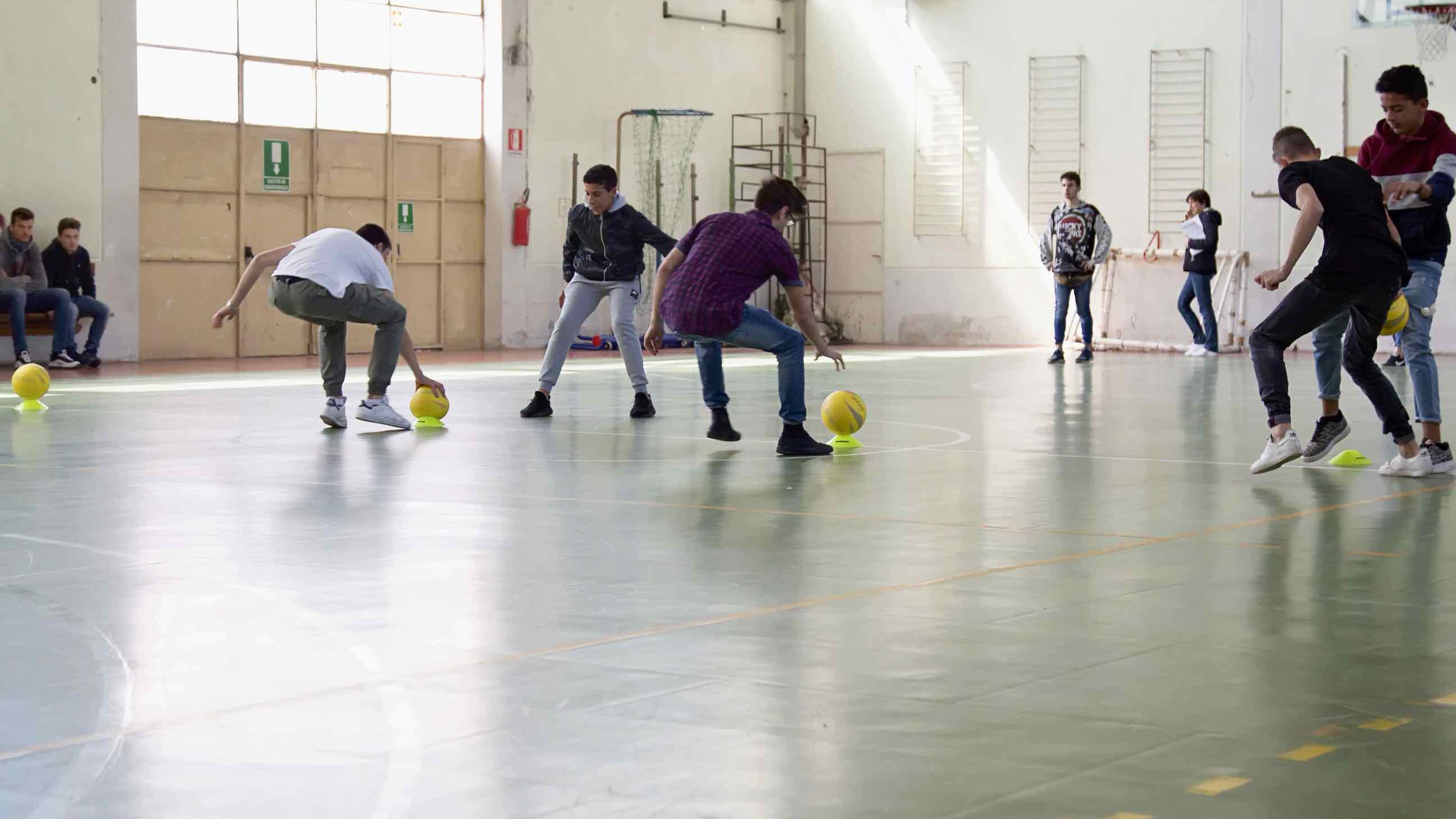 Formazione Professionale Centro San Salvatore - Torneo Dodgeball per Lucma 04