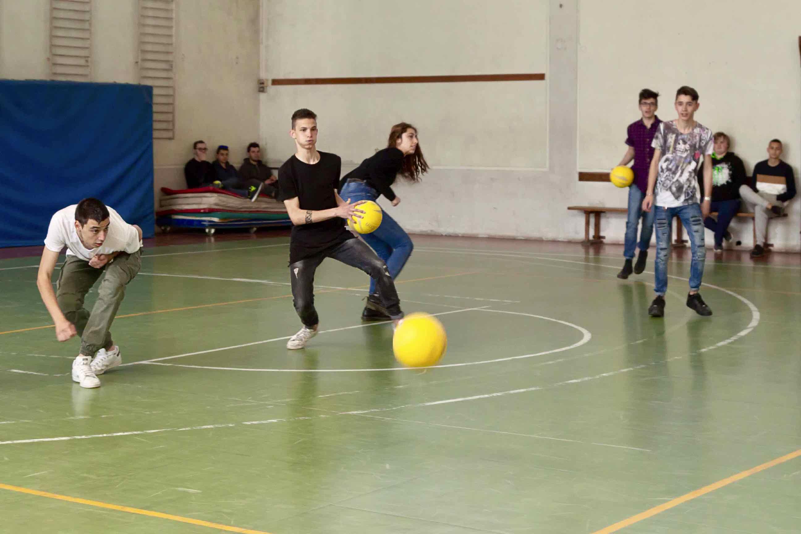 Formazione Professionale Centro San Salvatore - Torneo Dodgeball per Lucma 06