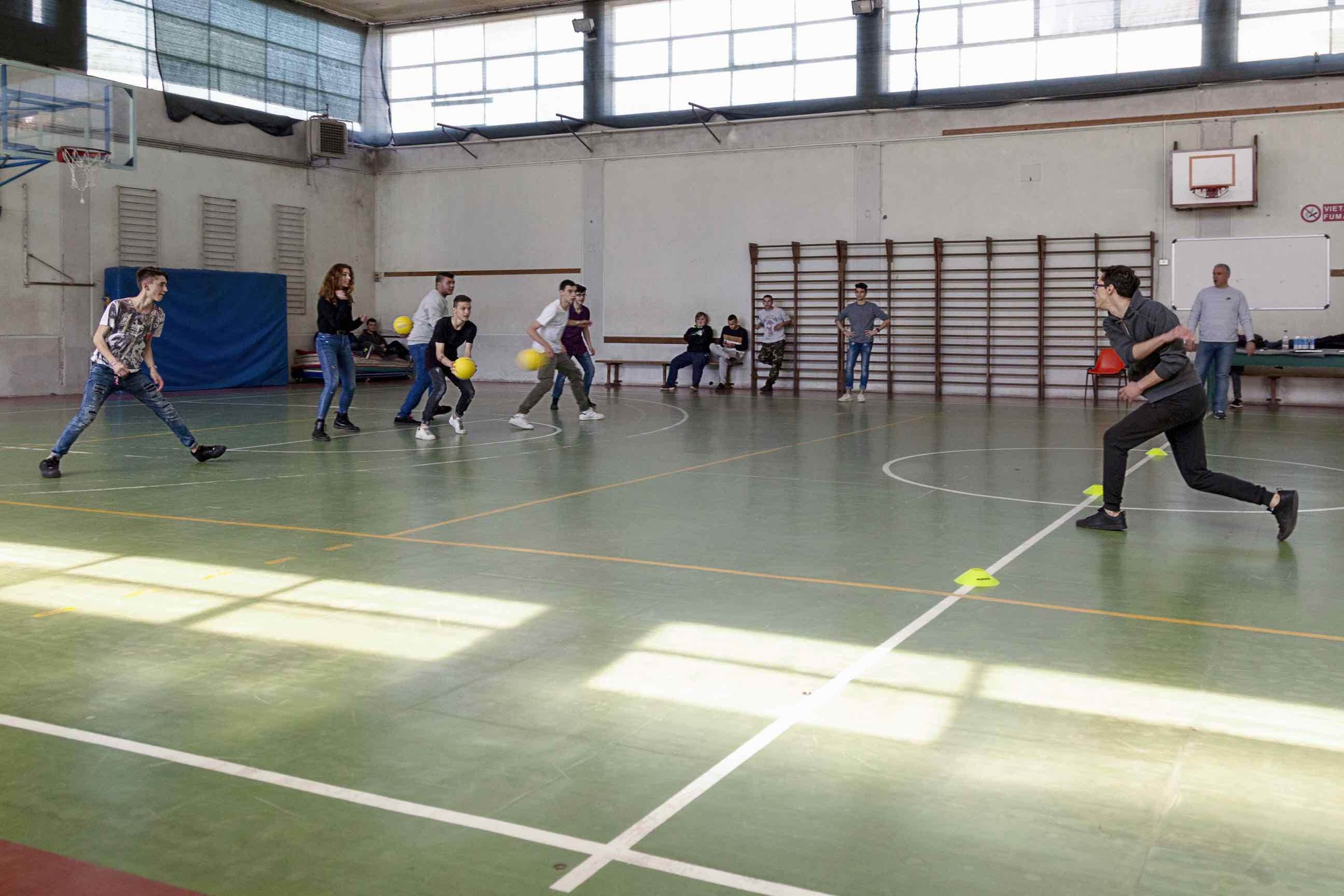 Formazione Professionale Centro San Salvatore - Torneo Dodgeball per Lucma 07