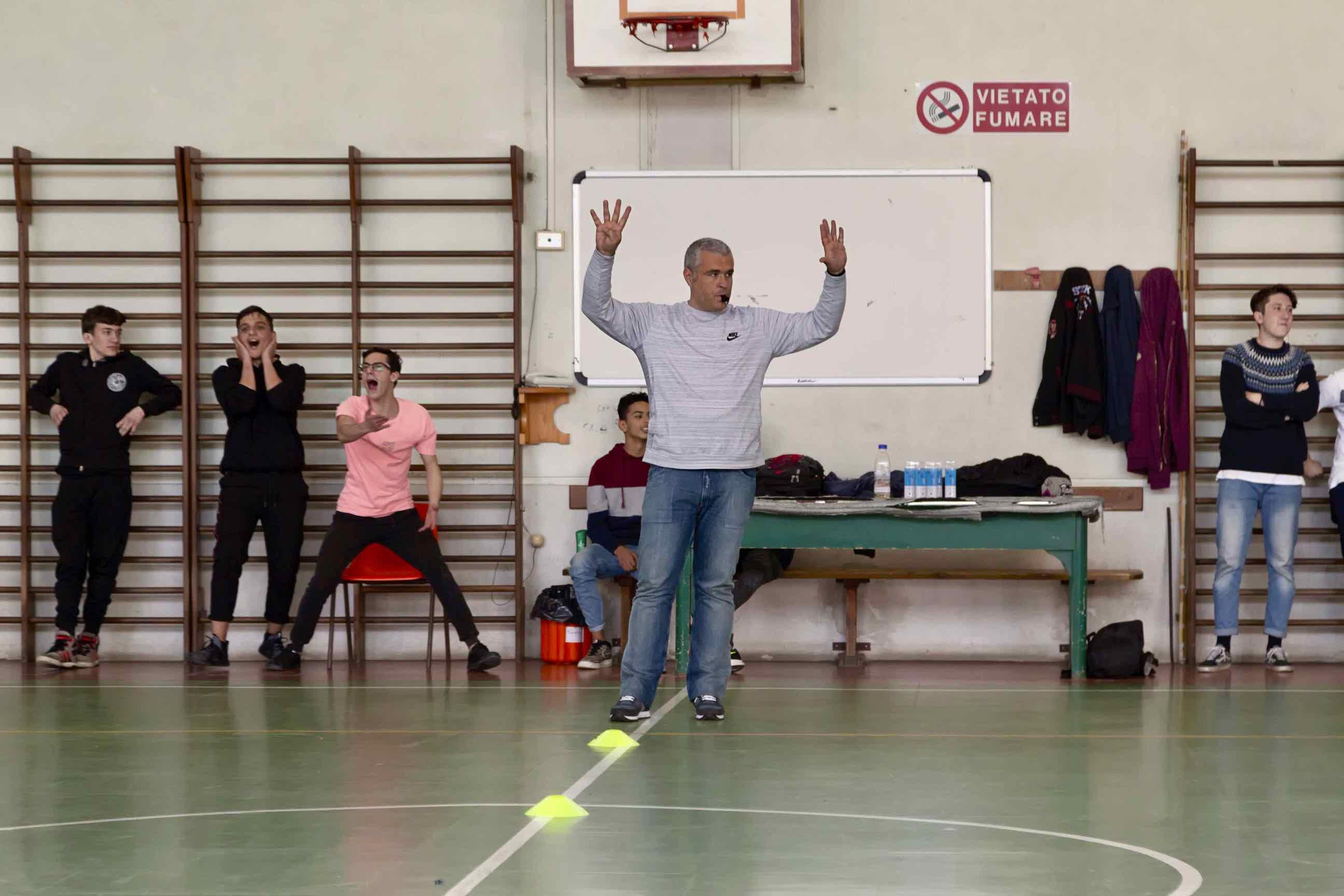 Formazione Professionale Centro San Salvatore - Torneo Dodgeball per Lucma 08