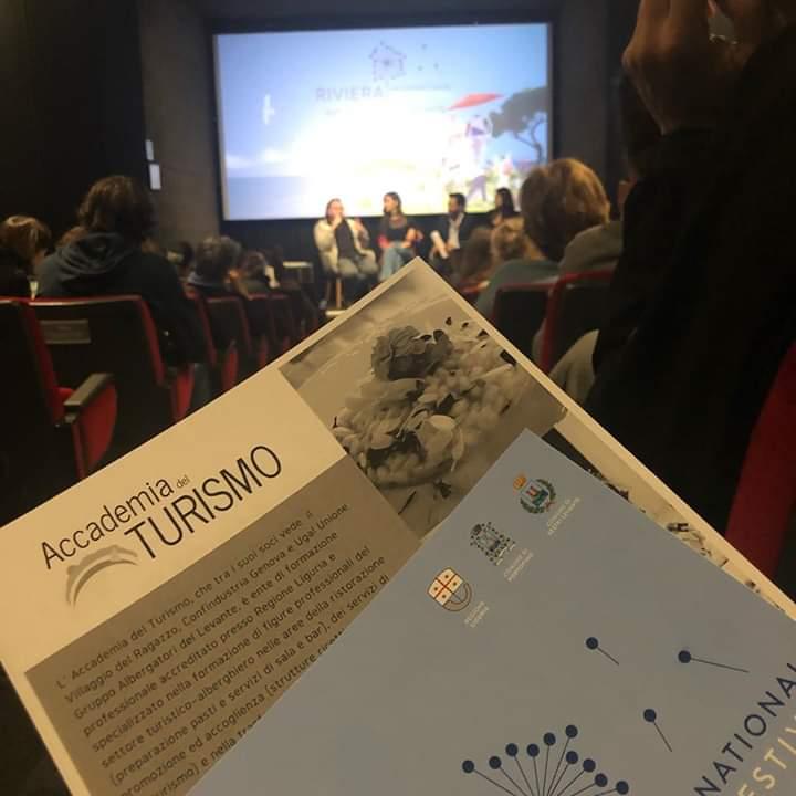 L'Accademia del Turismo alla presentazione del Riviera Film Festival 01