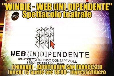 Spettacolo teatrale Windie - Web (In)dipendente