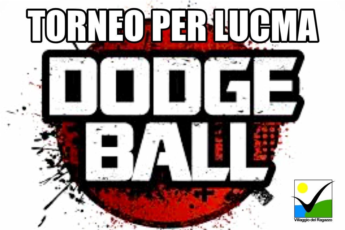 Torneo di Dodgeball in favore del progetto Lucma al Centro San Salvatore