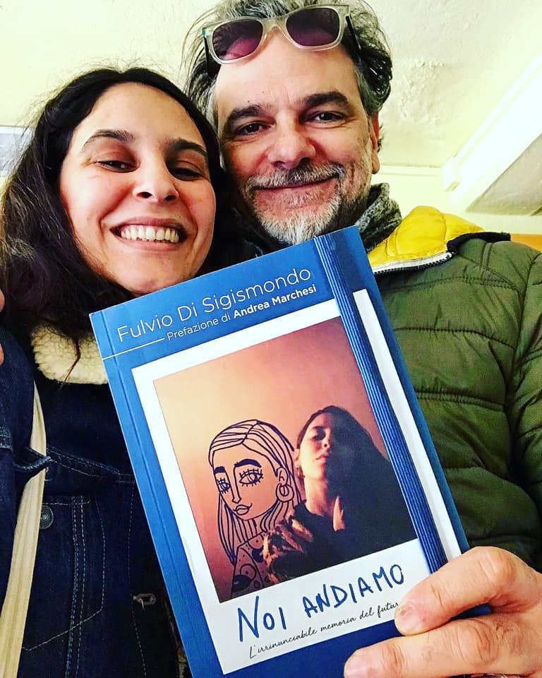 Fulvio Di Sigismondo e Carlotta Sangaletti