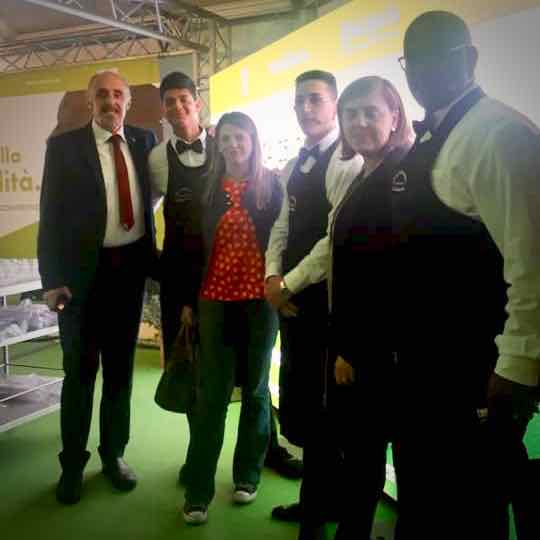 L'Accademia del Turismo al Food & Green Village 2019 04