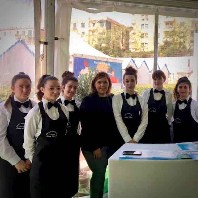 L'Accademia del Turismo al Food & Green Village 2019 08