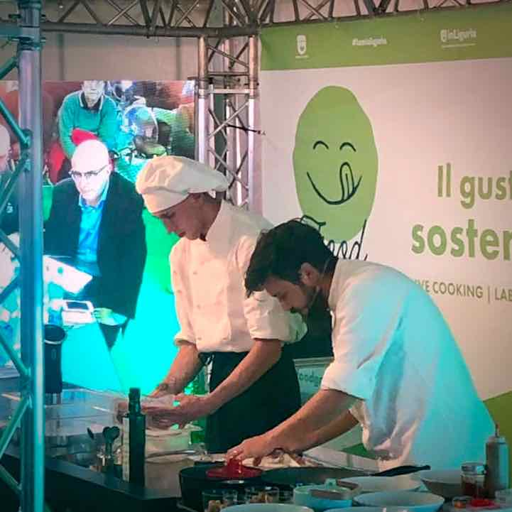 L'Accademia del Turismo al Food & Green Village 2019 09