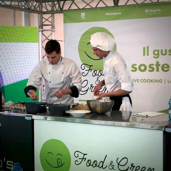 L'Accademia del Turismo al Food & Green Village 2019 10