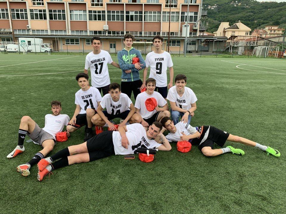 La classe 3ª del Corso Operatore Meccanico ha vinto il Torneo di Calcio CFP al Centro San Salvatore