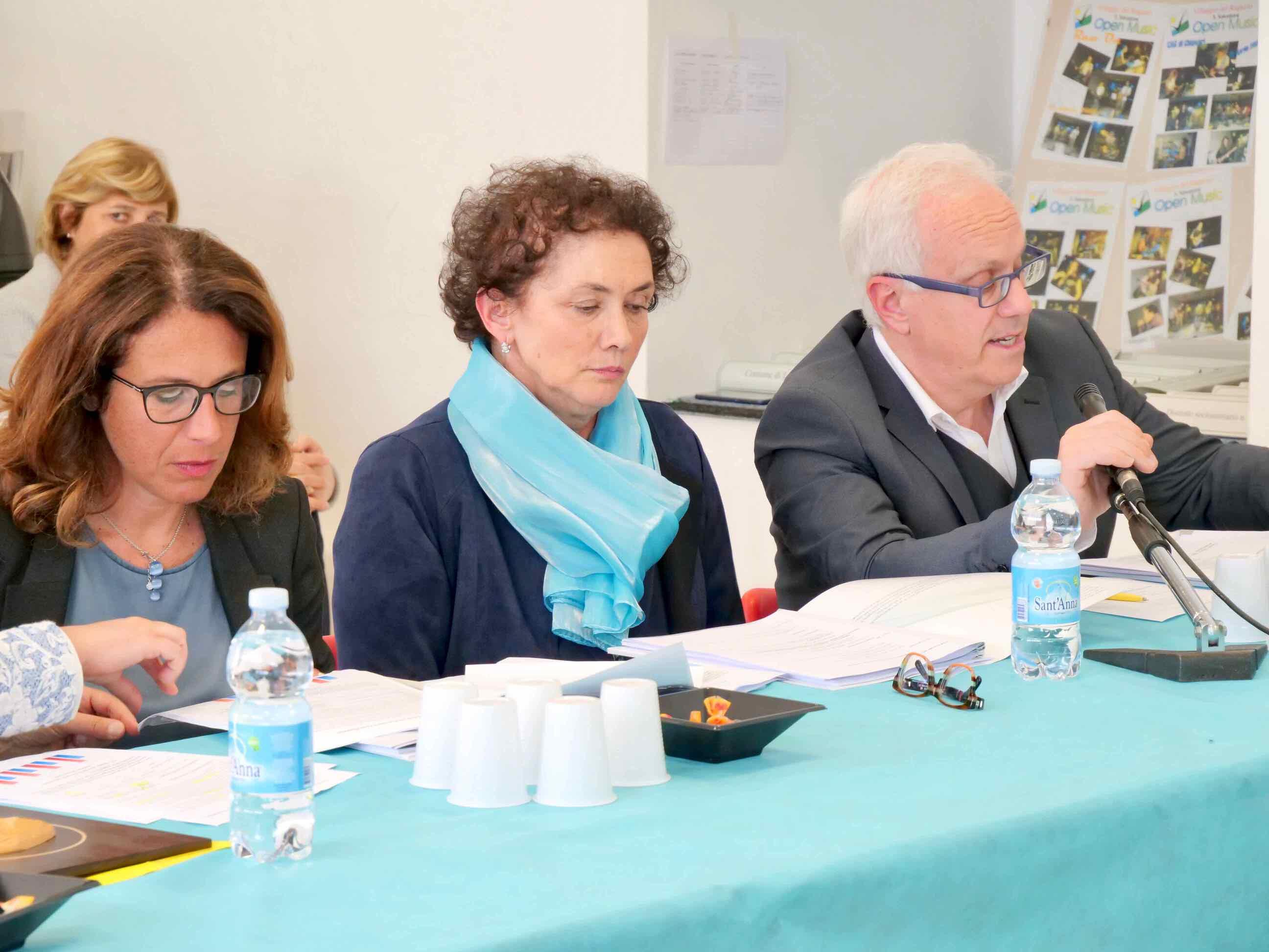 Riunione 2019 Centro Formazione Integrata Villaggio del Ragazzo - 2
