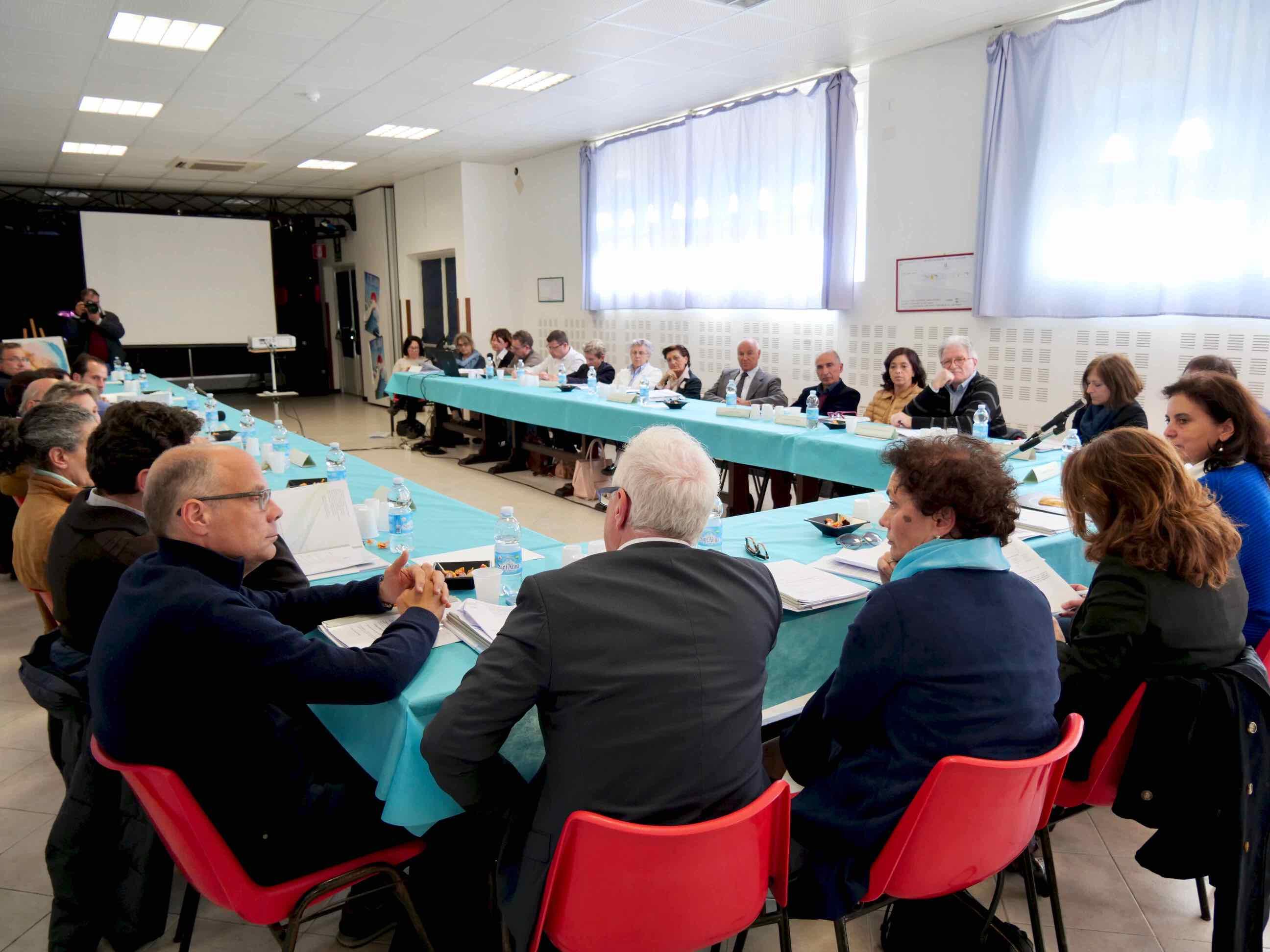 Riunione 2019 Centro Formazione Integrata Villaggio del Ragazzo - 4