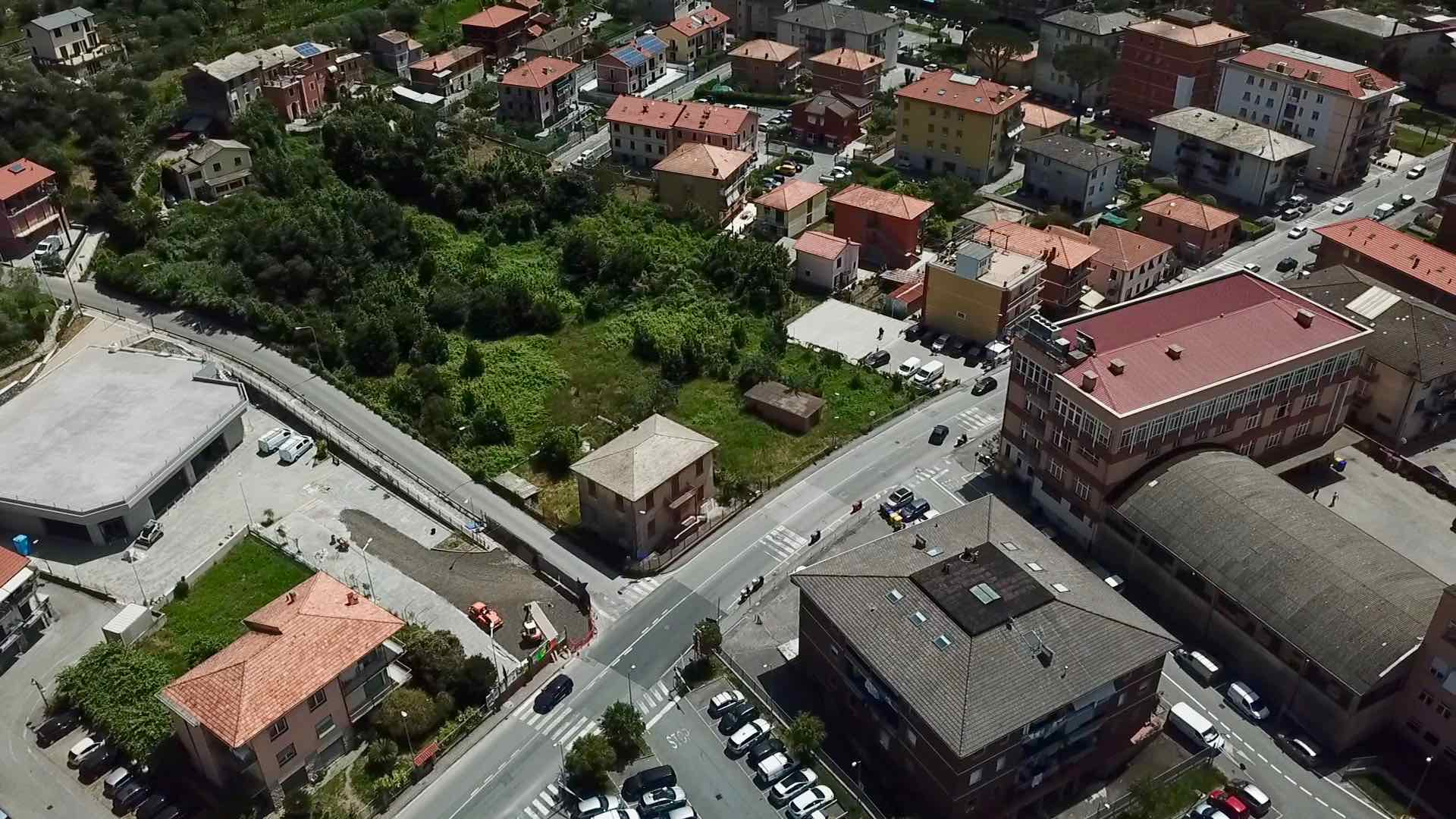 Centro San Salvatore - Villaggio del Ragazzo dall'alto 2019.06.25 10