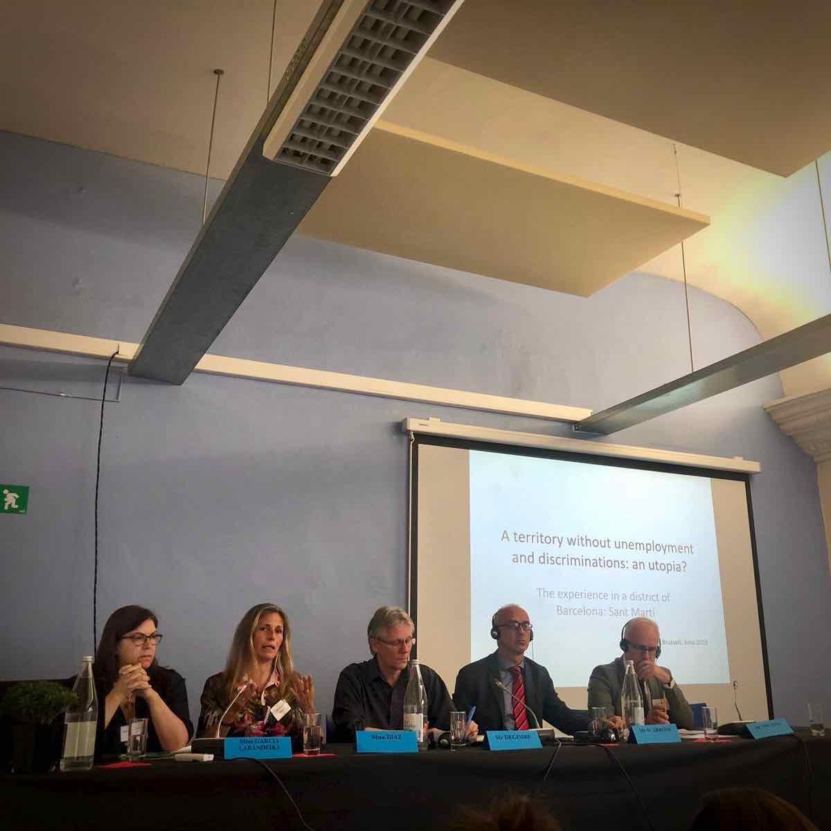 Il Villaggio del Ragazzo a Bruxelles per l'assemblea nazionale del CEC (Comité Européen de Coordination) 05