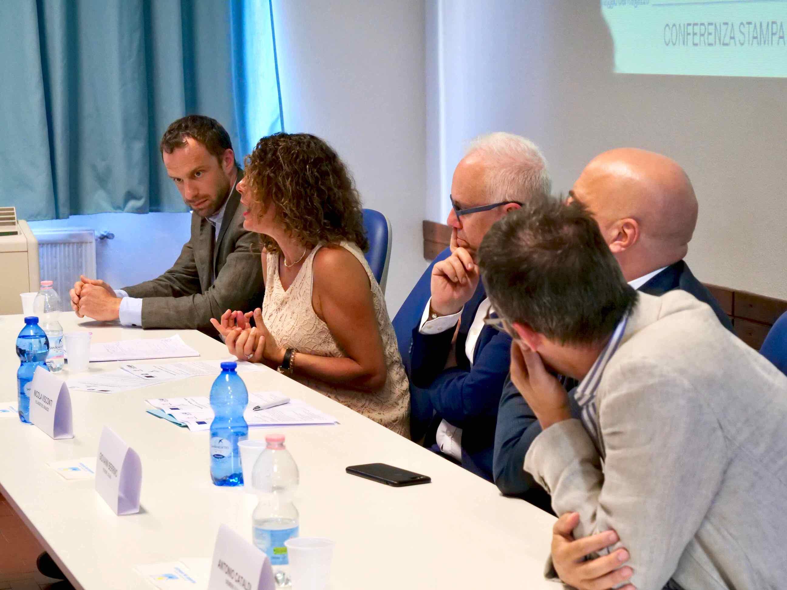 Conferenza Stampa presentazione Corsi Formarsi per Competere 2019.07.22 - 6