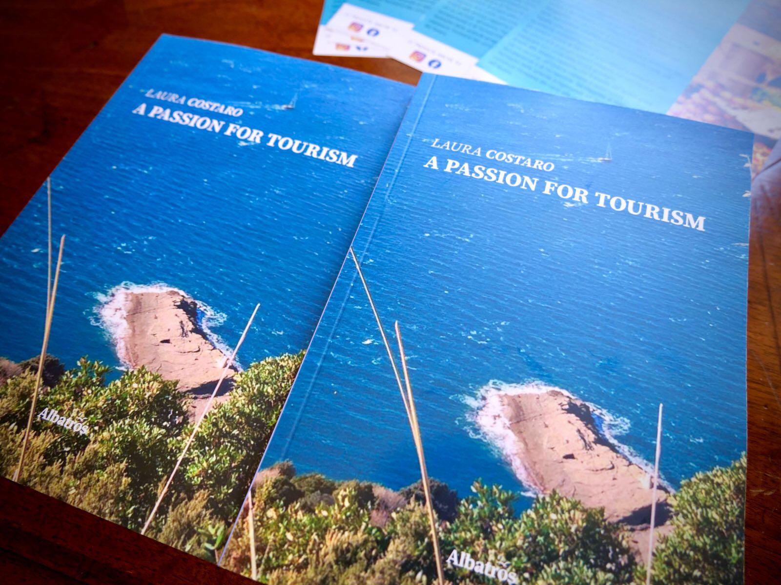 Conferenza Stampa presentazione libro Laura Costaro - A Passion for Tourism 2019.07.26 - 6