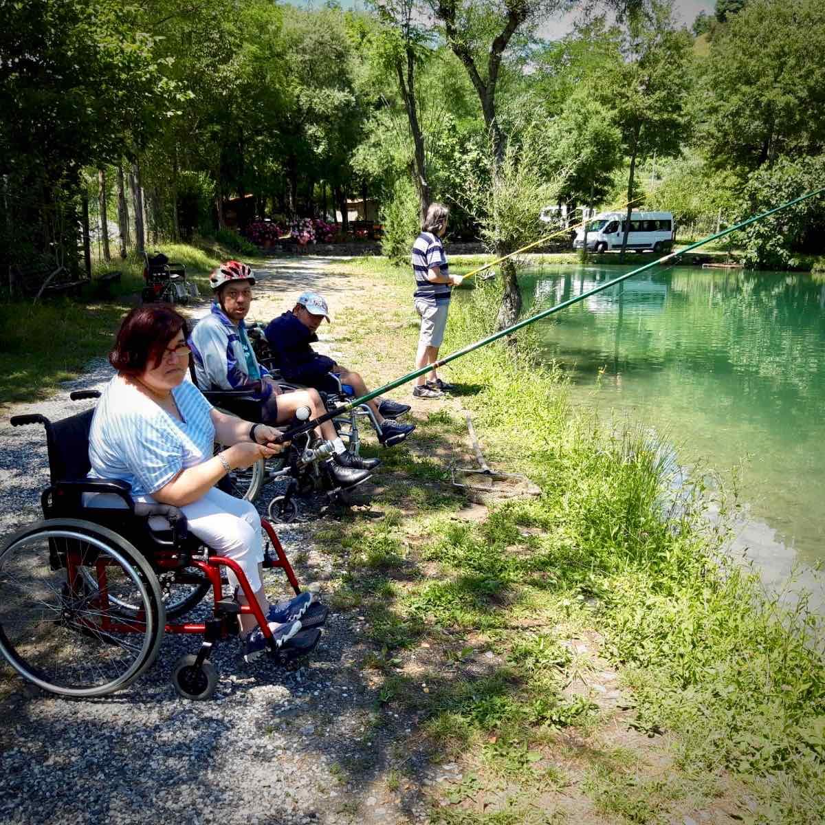 Soggiorno estivo 2019 Area Disabili Centro Benedetto Acquarone - 2