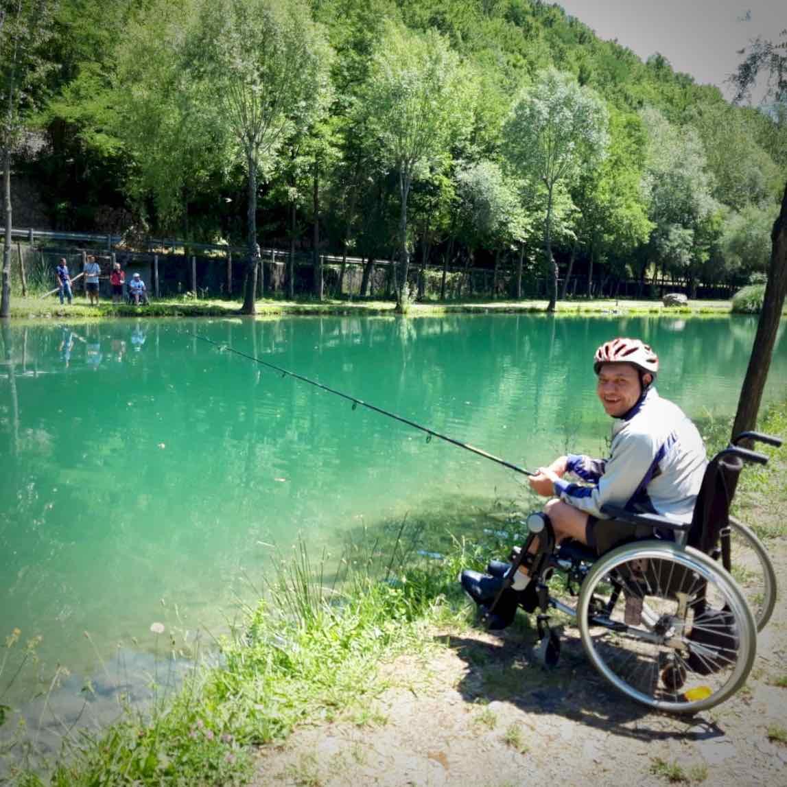Soggiorno estivo 2019 Area Disabili Centro Benedetto Acquarone - 4