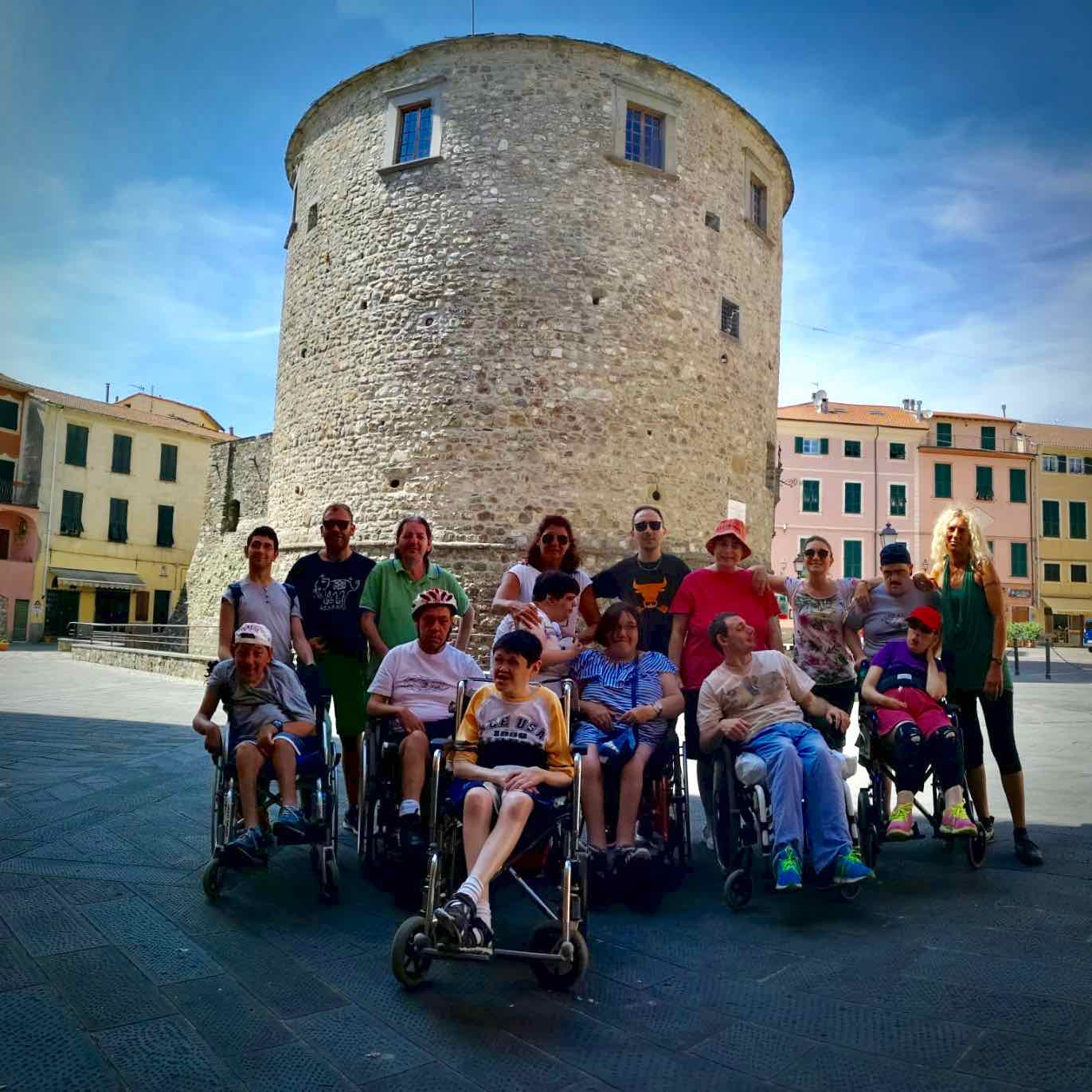 Soggiorno estivo 2019 Area Disabili Centro Benedetto Acquarone - 5