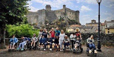 Soggiorno estivo 2019 Area Disabili Centro Benedetto Acquarone - 6
