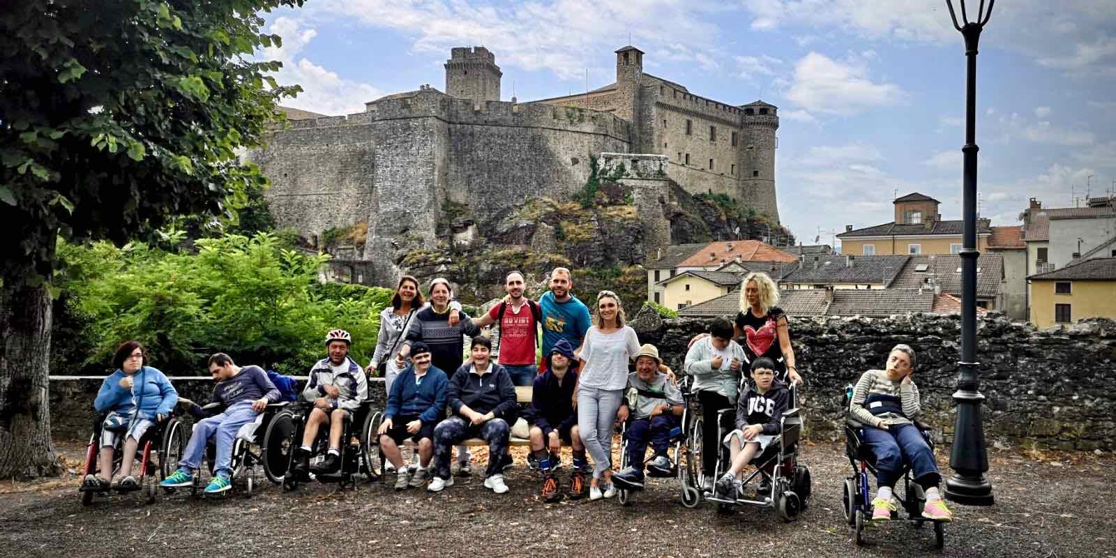 Album del soggiorno estivo 2019 dell'Area della Disabilità del Centro Benedetto Acquarone