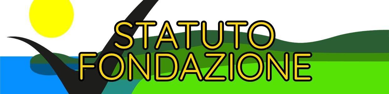 Banner statuto fondazione Villaggio del Ragazzo