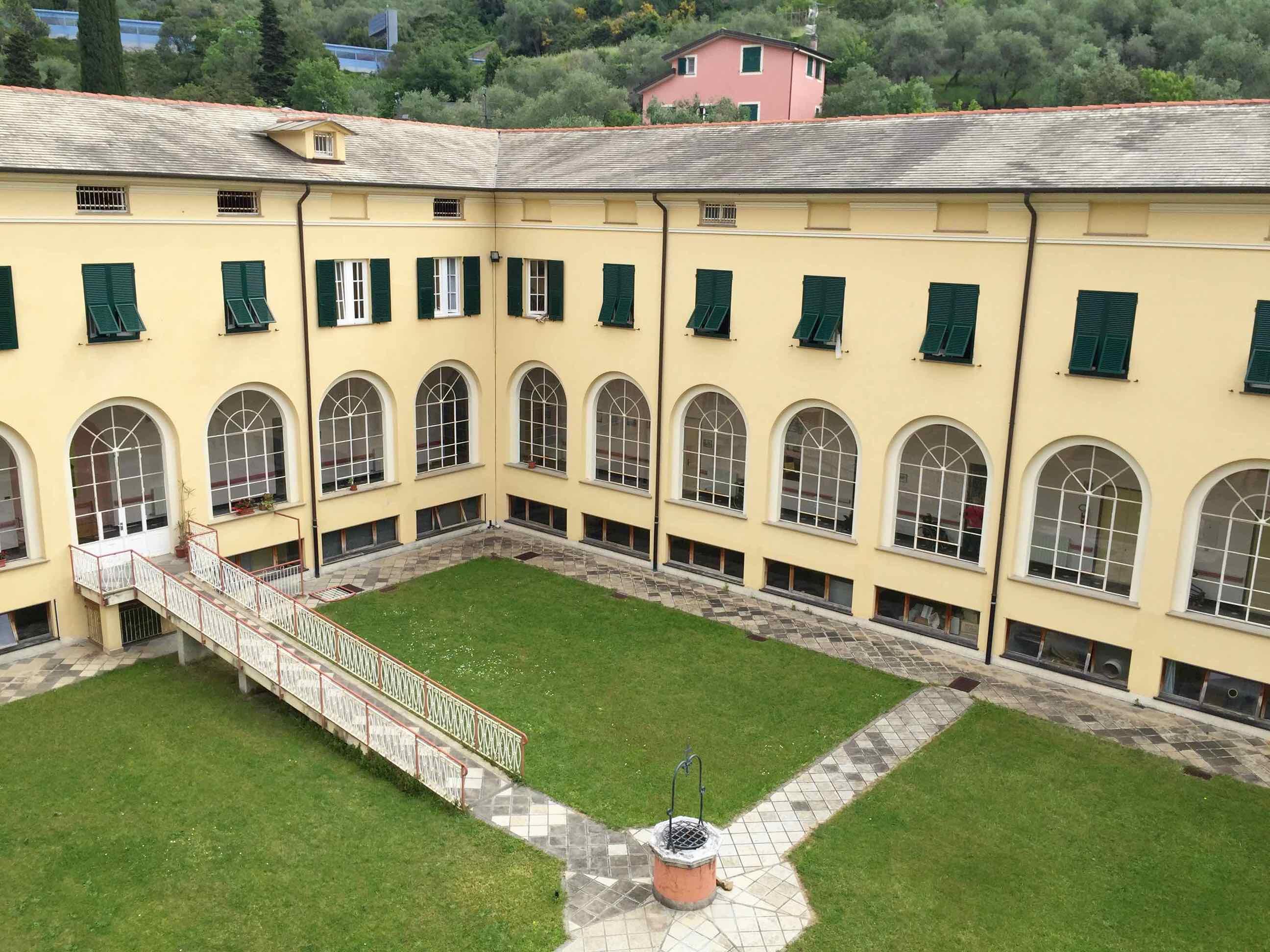 Centro Benedetto Acquarone - Villaggio del Ragazzo - Chiavari - 1
