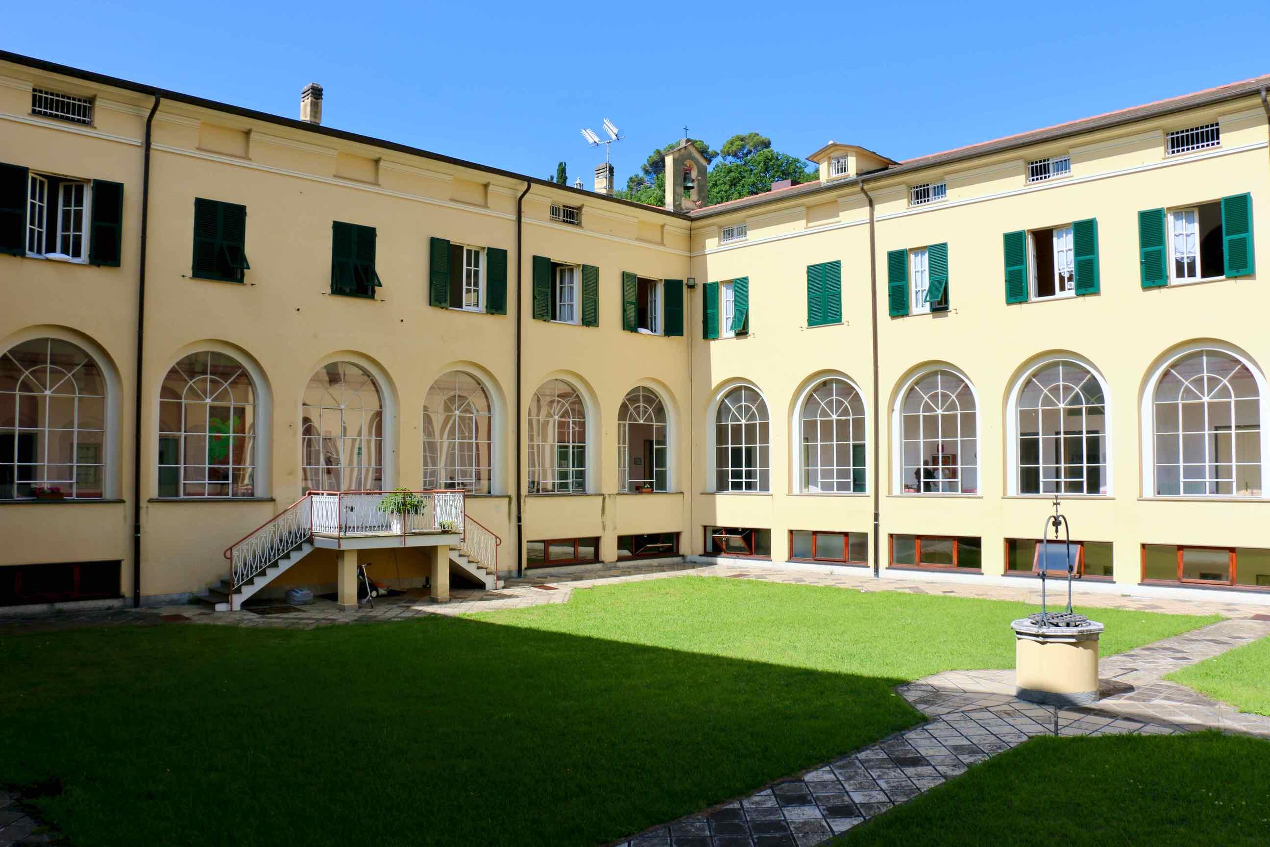 Centro Benedetto Acquarone - Villaggio del Ragazzo - Chiavari - 2