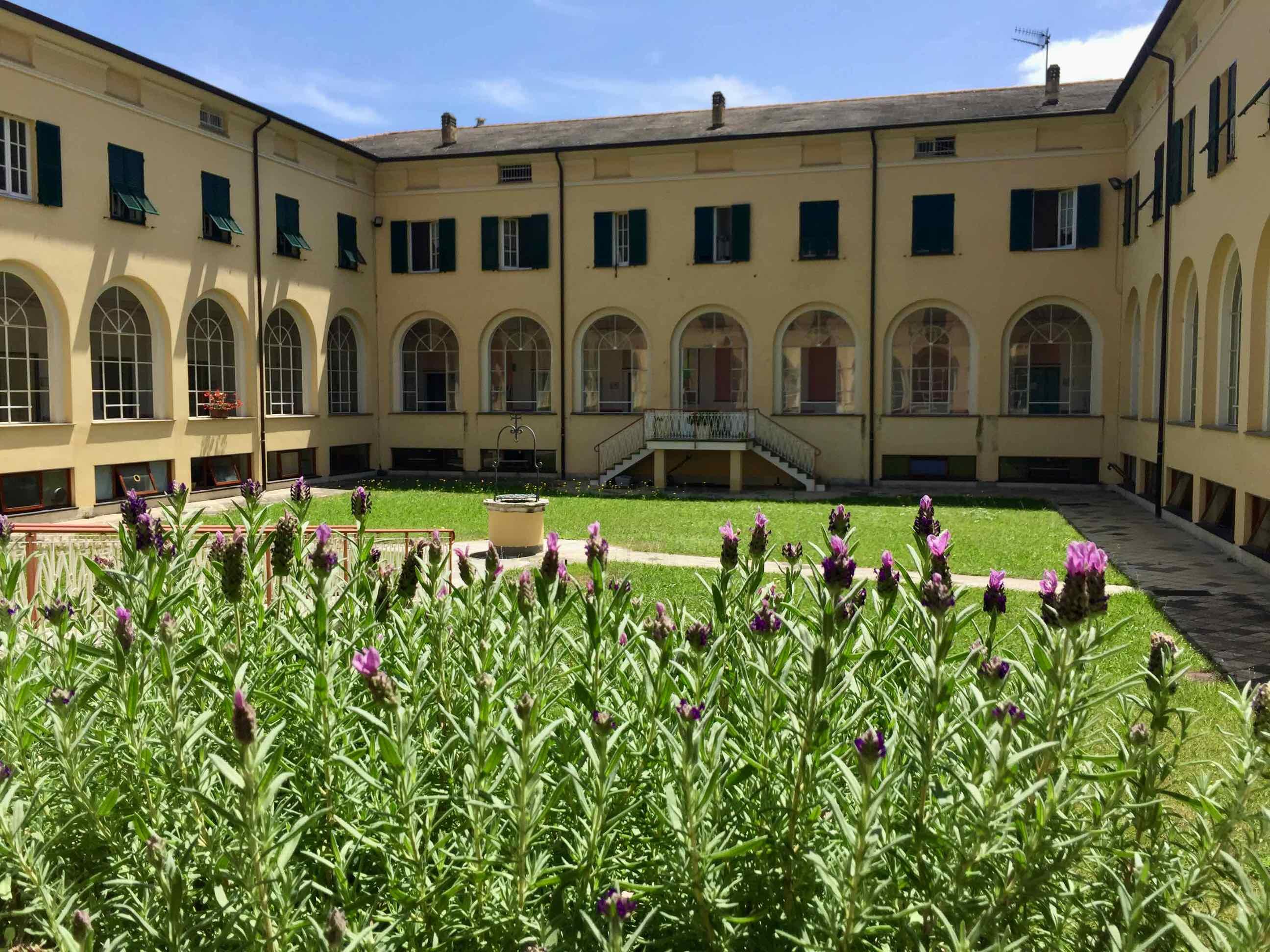 Centro Benedetto Acquarone - Villaggio del Ragazzo - Chiavari - 3
