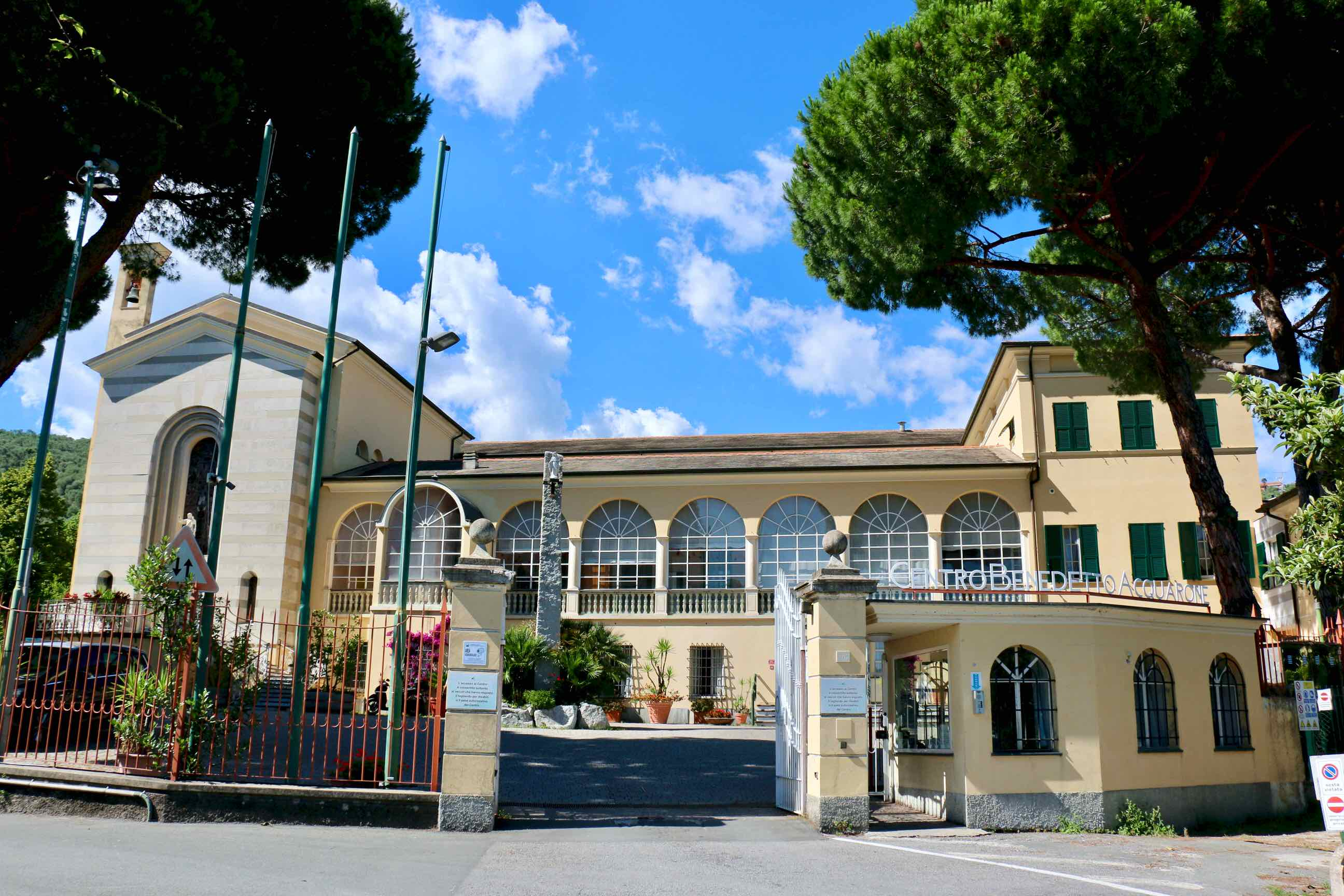 Centro Benedetto Acquarone - Villaggio del Ragazzo - Chiavari - 5