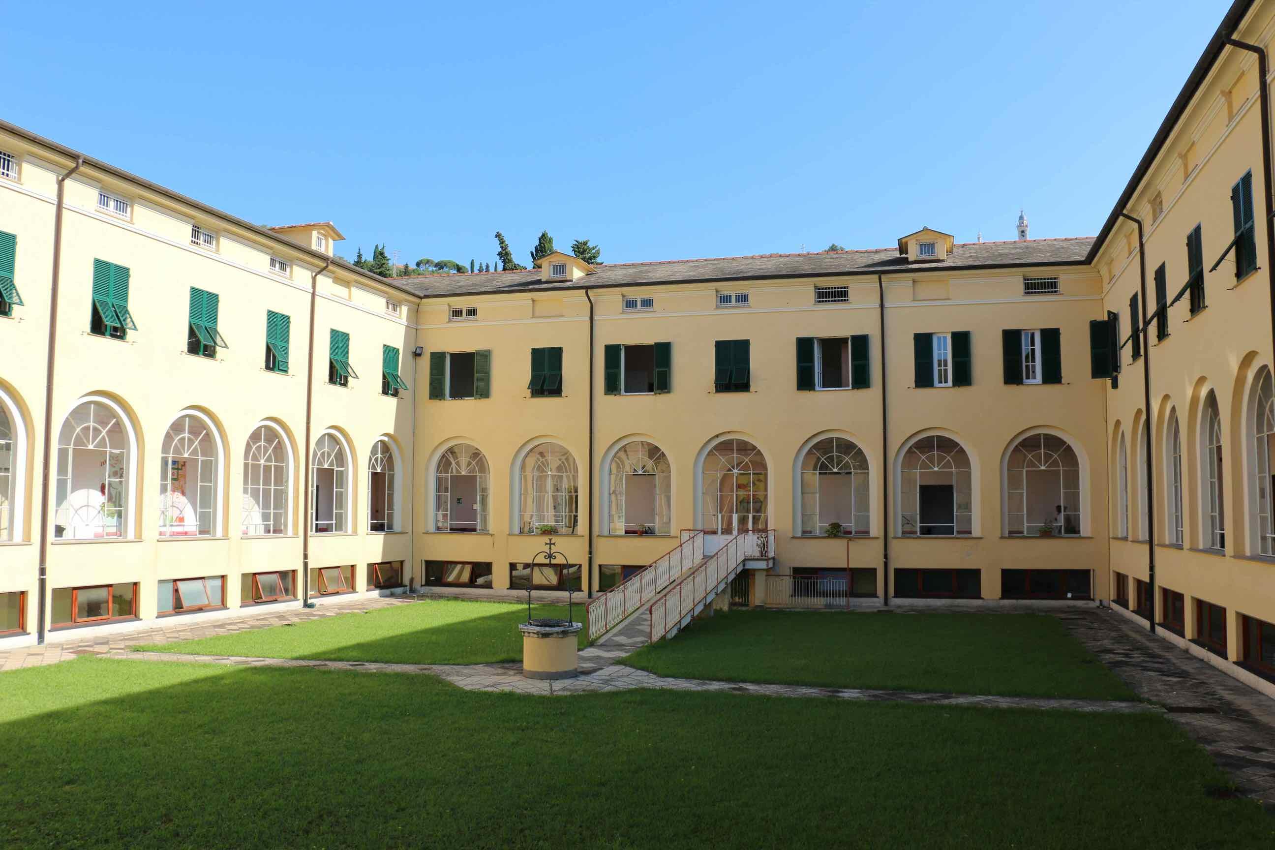 A.N.G.S.A. Liguria Onlus in visita al Centro Benedetto Acquarone