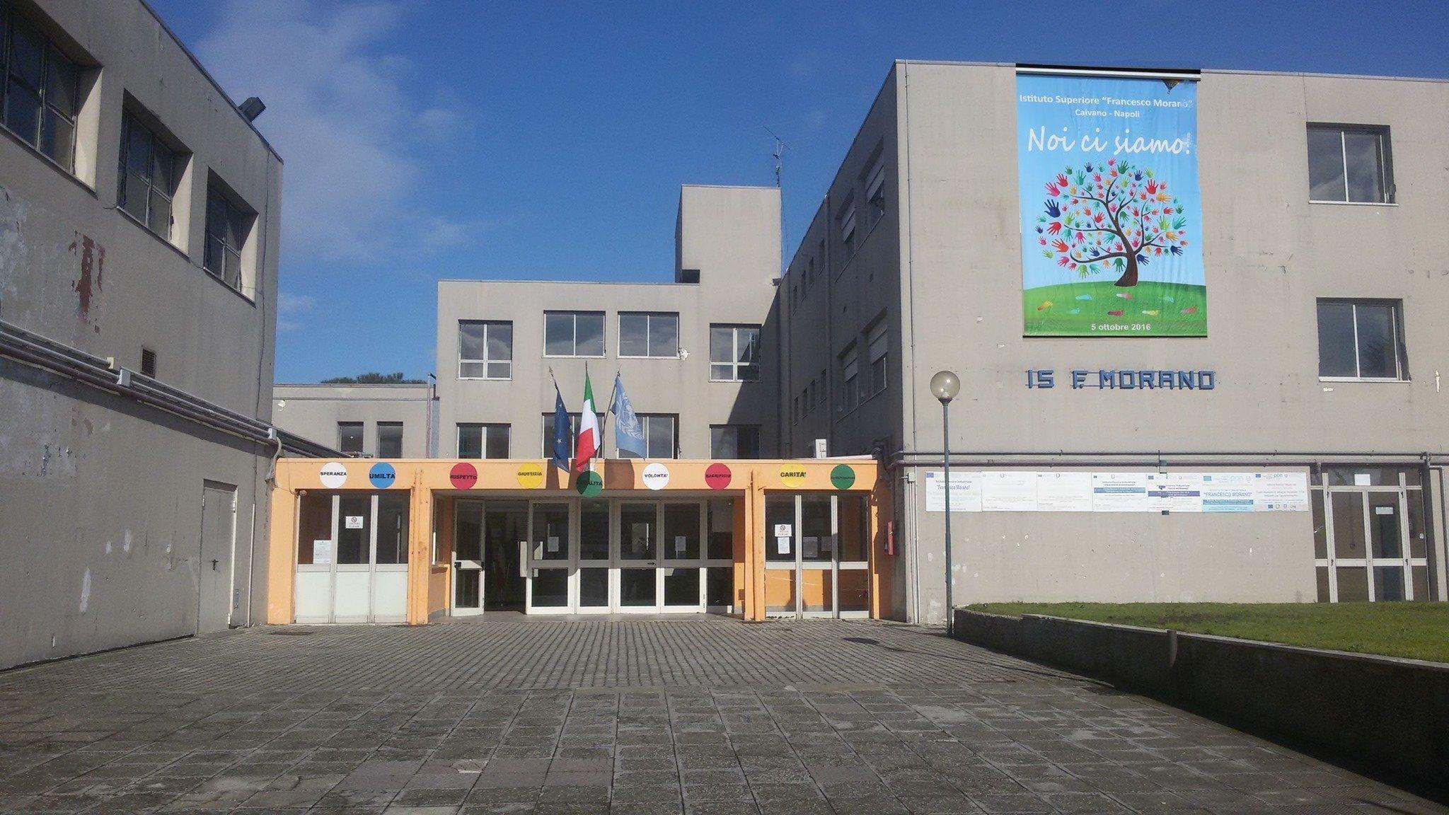 Al via lo scambio culturale tra l'Istituto Superiore F. Morano di Caivano e la Formazione Professionale del Villaggio del Ragazzo