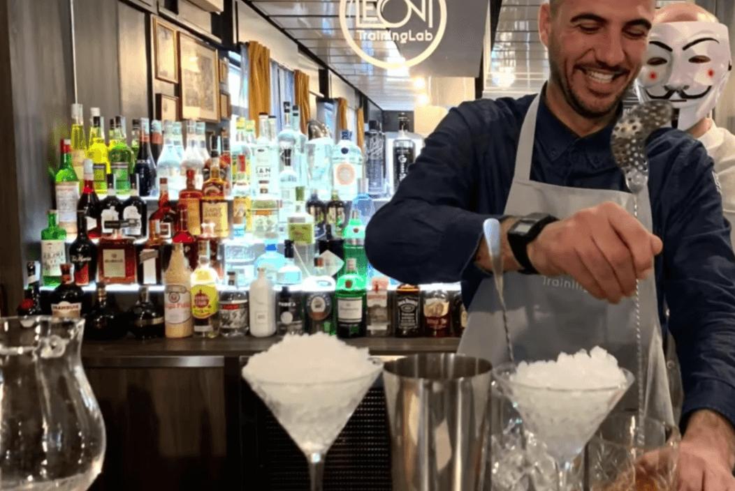 Corso Bar Operator Accademia del Turismo in collaborazione con Leoni Training Lab 04