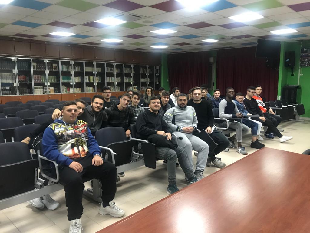 """Riparte a Caivano (NA) il gemellaggio tra l'Istituto """"F. Morano"""" e la Formazione Professionale del Villaggio del Ragazzo"""