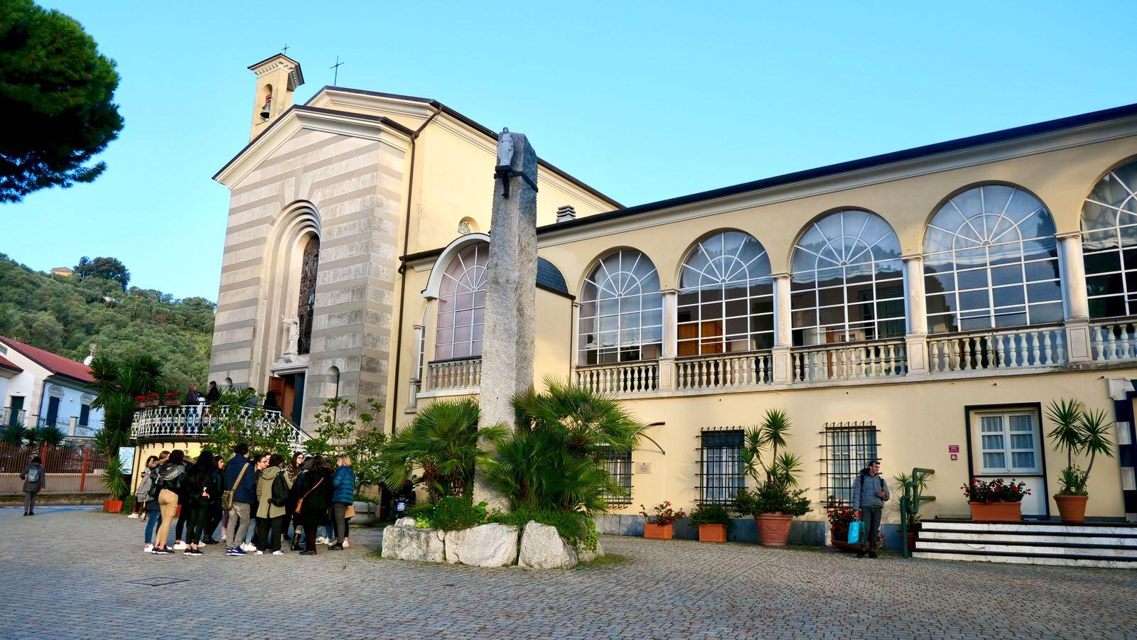 Convegno 20° anniversario Centro Benedetto Acquarone 2019.11.29 01