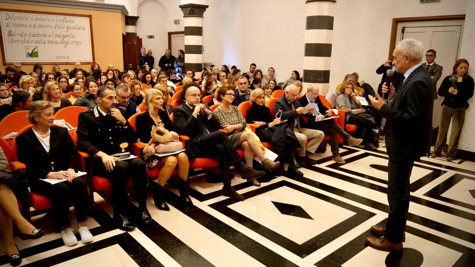 Convegno 20° anniversario Centro Benedetto Acquarone 2019.11.29 02
