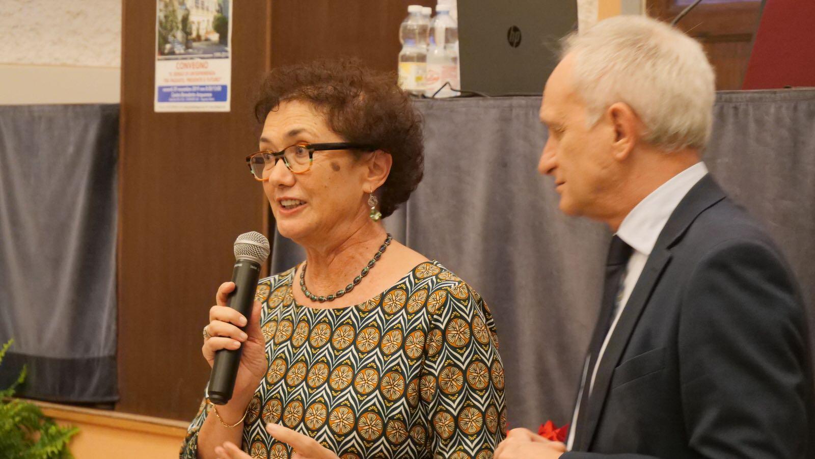 Convegno 20° anniversario Centro Benedetto Acquarone 2019.11.29 05